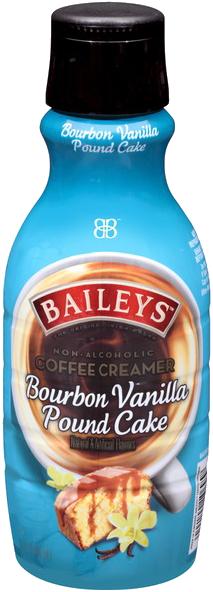 Bourbon Vanilla Poundcake